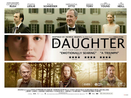 THE DAUGHTER: Director Simon Stone Discusses Techniques, Trials And Triumphs