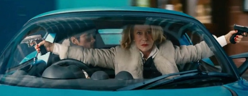 FAST 8: Helen Mirren Buckles Into The FAST Franchise