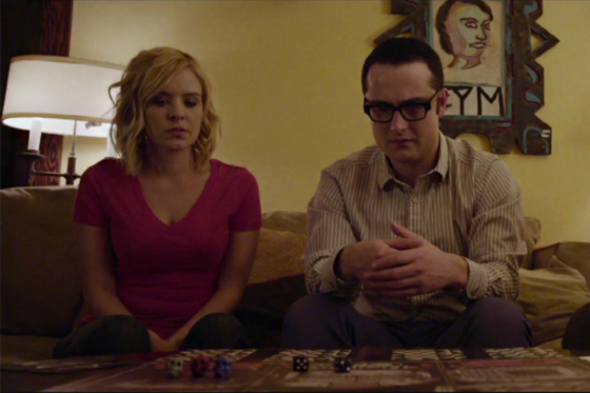 LA Film Fest 2016 Review: BEYOND THE GATES, The Horror Of A VCR Board Game