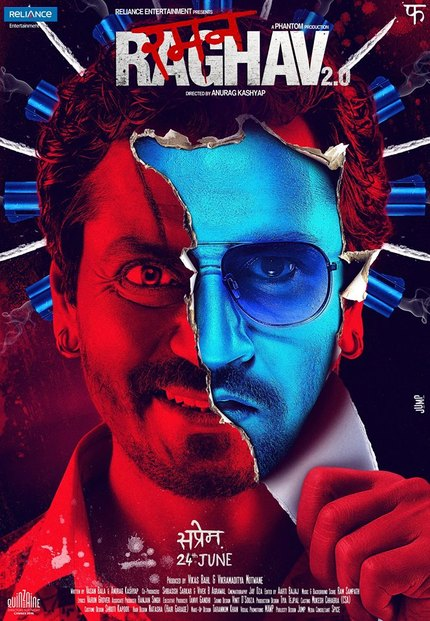 Review: RAMAN RAGHAV 2.0, Twisted Soulmates Dance With Darkness