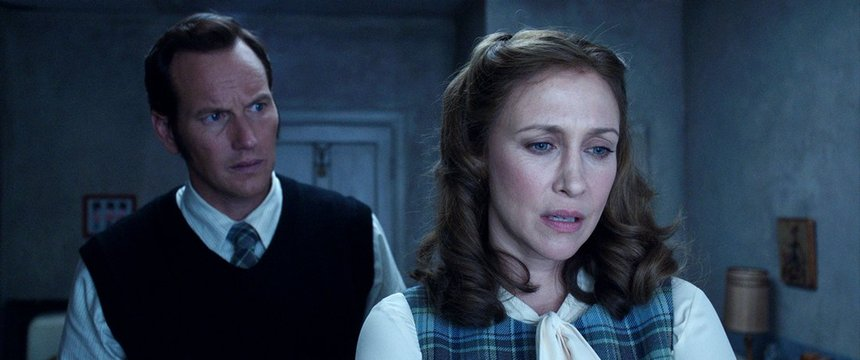 Review: In THE CONJURING 2, The Warrens' Second Commission Is Not As Great