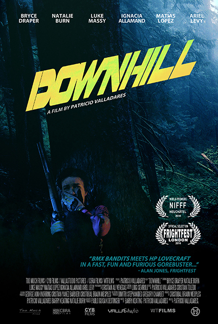 DOWNHILL: This New Trailer Grinds Out Twenty-One Gears of Crazy