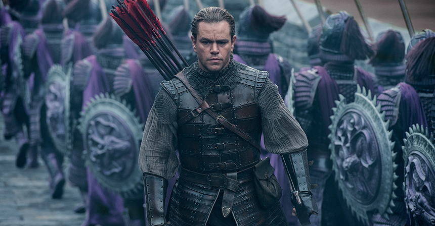 Be Baffled By The Trailer For Zhang Yimou's THE GREAT WALL