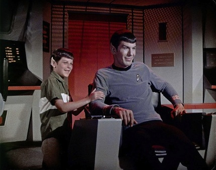 Fantasia 2016 Interview: Adam Nimoy Remembers Leonard in FOR THE LOVE OF SPOCK