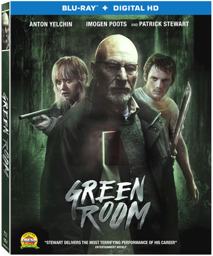 Giveaway: Win Jeremy Saulnier's GREEN ROOM on Blu-ray from ScreenAnarchy and Lionsgate!