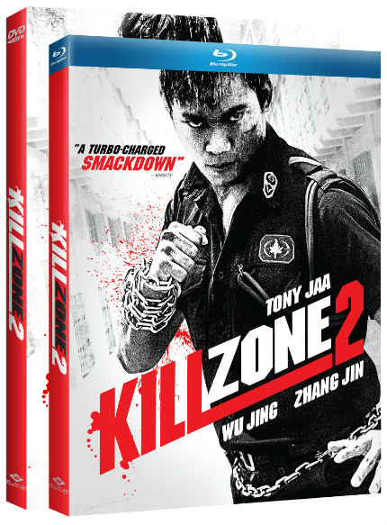 Exclusive: Deleted KILL ZONE 2 Clip, Just Say No to Drugs, Or You Will Get Kicked in the Face