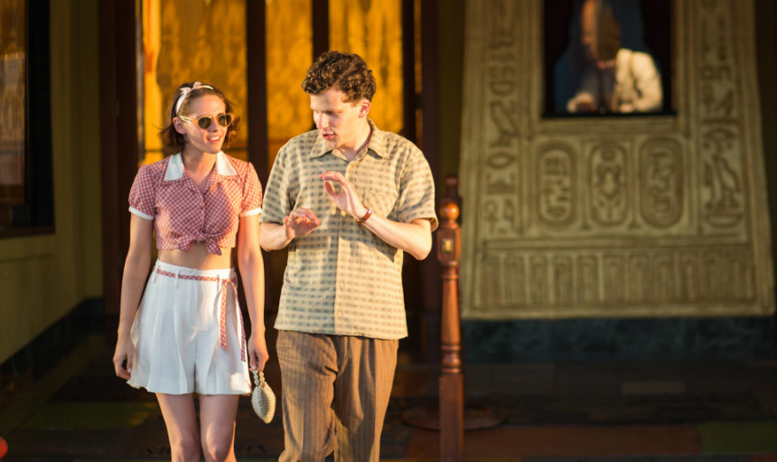 Review: CAFE SOCIETY, Woody Allen's Entertaining, If Familiar, Comedy