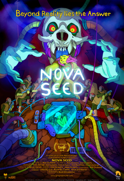 What The Film Festival Review: NOVA SEED, What Wonders One Man And a Pencil And Paper Have Brought
