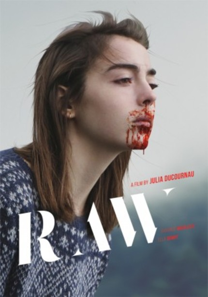 RAW: Watch The Hypnotic And Grotesque Red Band Trailer For Julia Ducournau's Acclaimed Debut