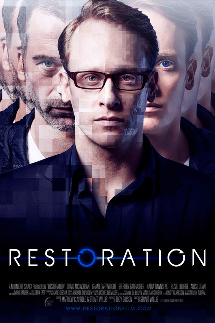 Australian Sci-Fi Thriller RESTORATION Unleashes New Trailer