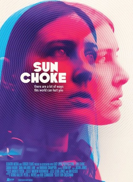 Exclusive Clip: SUN CHOKE, Barbara Crampton Delivers Some Good and Bad News