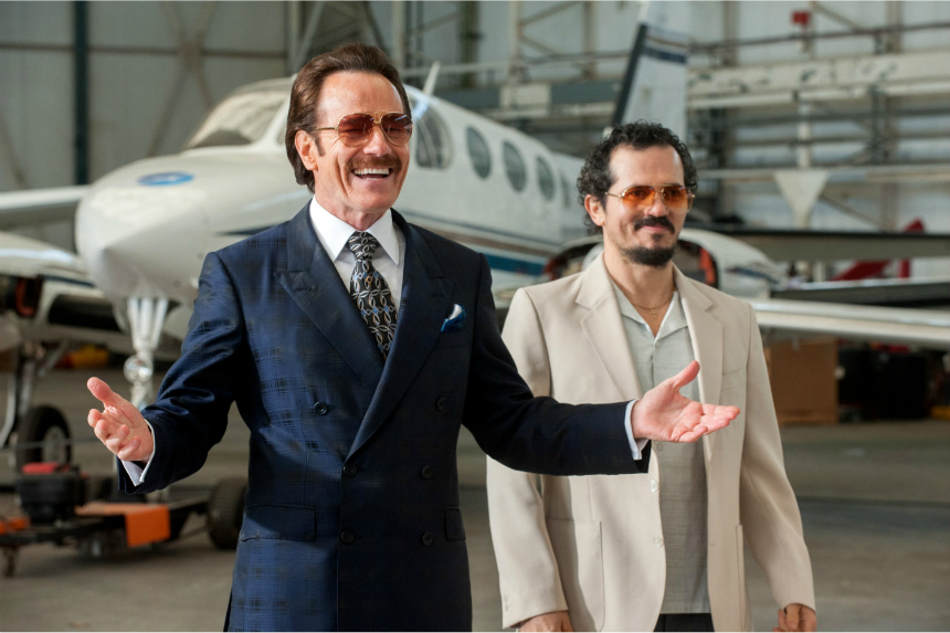 Review: THE INFILTRATOR, A Decent Hero in a Decent Movie