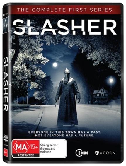 Hey Australia! Win SLASHER the TV Series on DVD!