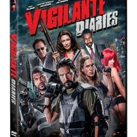 Giveaway: Win a Copy of VIGILANTE DIARIES From ScreenAnarachy
