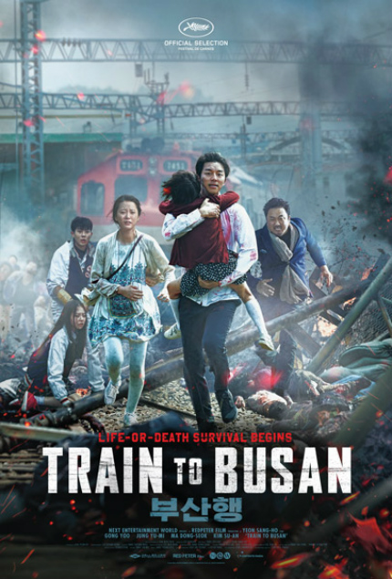 Review: TRAIN TO BUSAN Rides the Rails With the Undead