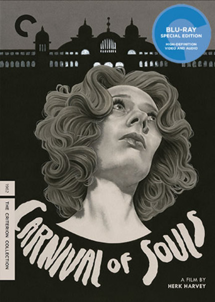 Blu-ray Review: CARNIVAL OF SOULS, Still a Puzzling, Creepy Ride