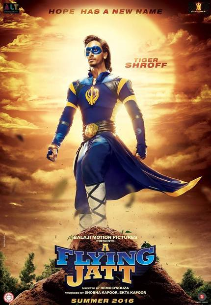 Teaser Time: Tiger Shroff And Nathan Jones Square Off In A FLYING JATT