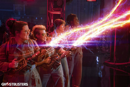 Gamera Obscura: GHOSTBUSTERS and Why Your Childhood Should Be Ruined