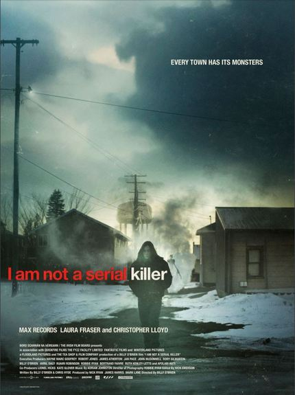 I AM NOT A SERIAL KILLER: Watch The Trailer For The Dark Thriller With Christopher Lloyd And Max Records