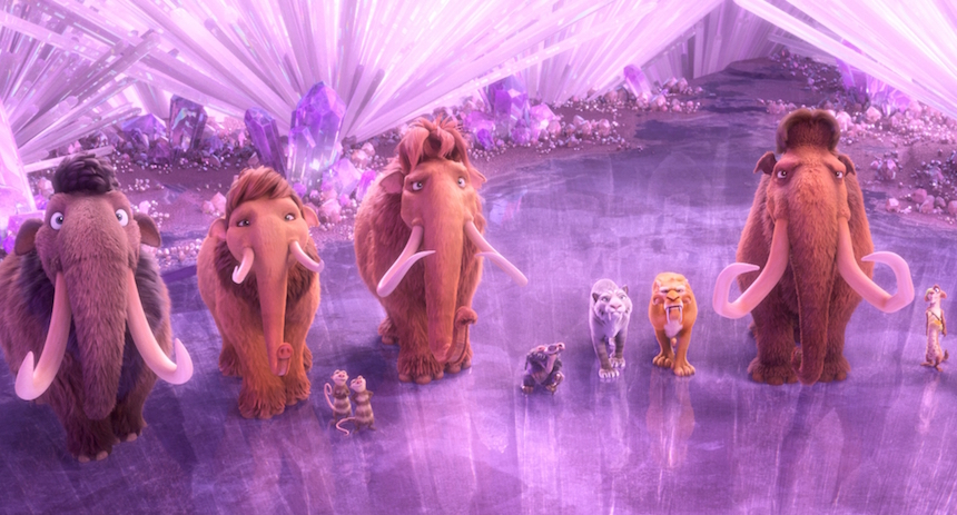 Review: ICE AGE: COLLISION COURSE, A Franchise Ready To Go Extinct