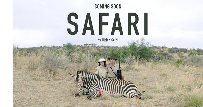 Ulrich Seidl's SAFARI Teaser Arrives