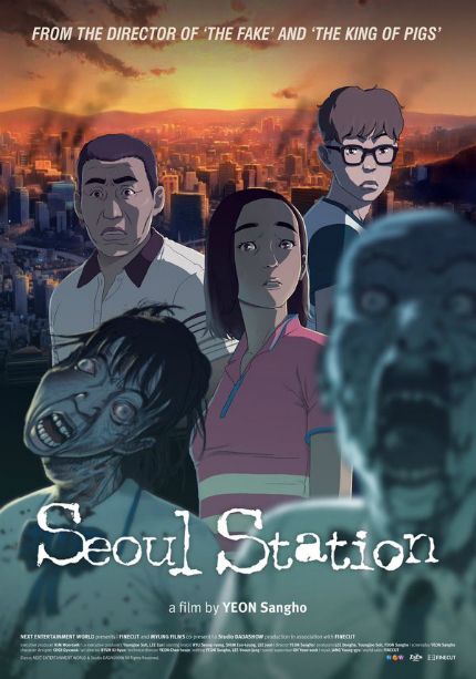 Neuchâtel 2016 Review: SEOUL STATION, A Zombie Flick That's a Walker Not A Runner