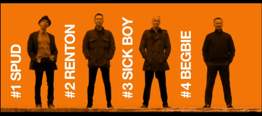 TRAINSPOTTING 2: Older But Still The Same, The Boys Are Back in First Trailer