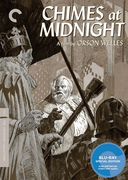 Blu-ray Review: Criterion Sounds Orson Welles' CHIMES AT MIDNIGHT