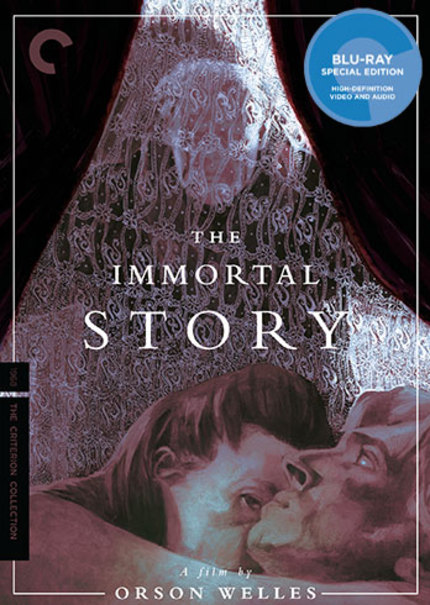 Blu-ray Review: THE IMMORTAL STORY Explores the Nature and Necessity of Storytelling