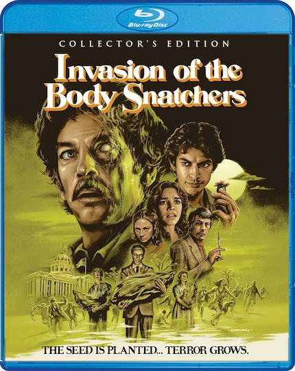 Review: Scream Factory's INVASION OF THE BODY SNATCHERS Blu-ray