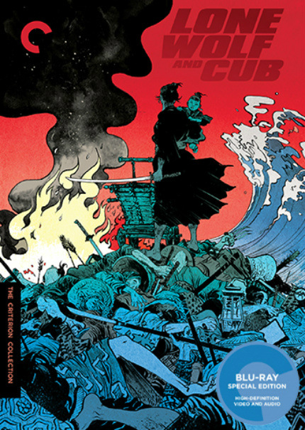 Criterion in November 2016: LONE WOLF AND CUB, PUNCH-DRUNK LOVE, ONE-EYED JACKS and More