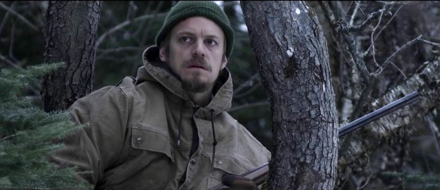 Interview: Joel Kinnaman on EDGE OF WINTER and Why He's Drawn to Flawed Characters