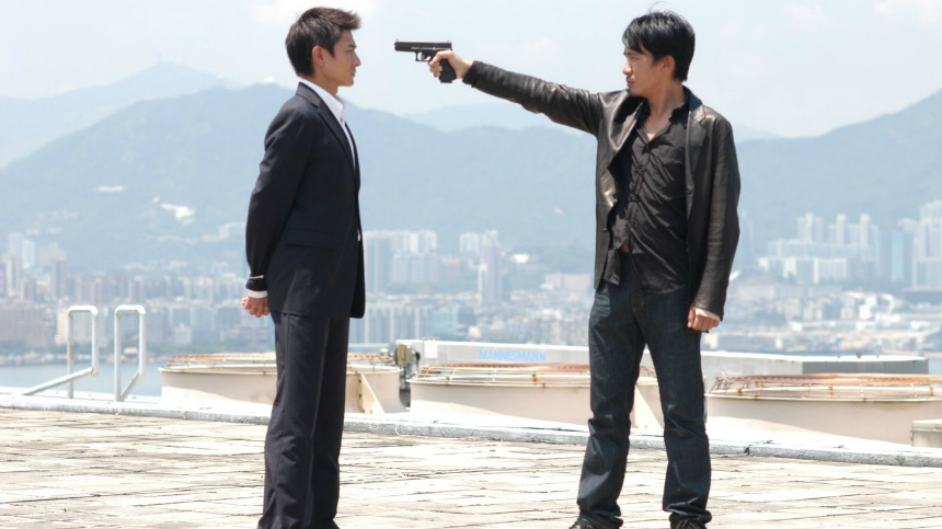 INFERNAL AFFAIRS Heads to Amazon via THE DEPARTED