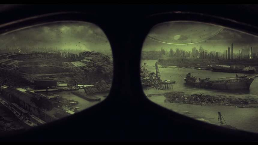 The Apocalypse Arrives In Trailer For Gorgeous Brazilian SciFi Short LUNATIQUE