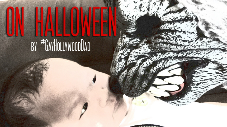Kickstart This: ON HALLOWEEN, Short and Scary From Quentin Lee