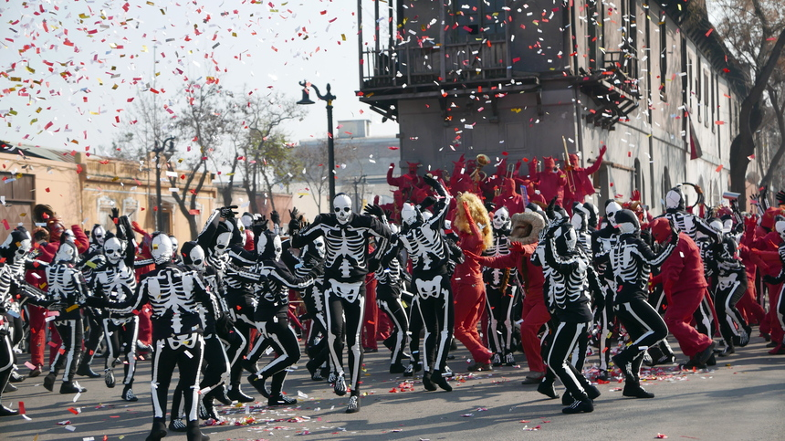 Locarno 2016 Review: In ENDLESS POETRY, Alejandro Jodorowsky Ups the Ante