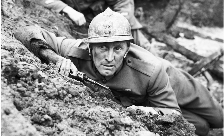 Watch a Gorgeous New Trailer for Kubrick's PATHS OF GLORY