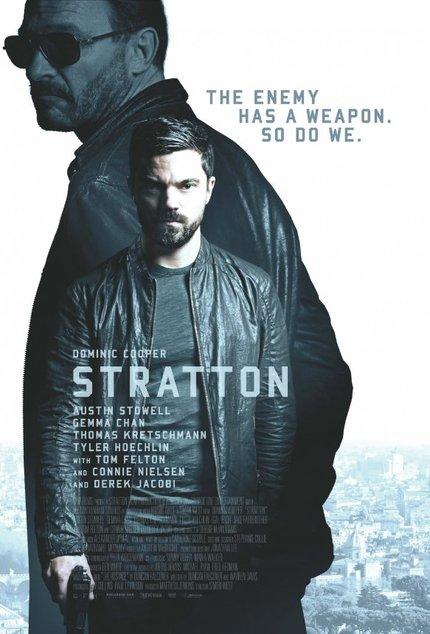 STRATTON Trailer: Dominic Cooper Fights Terrorism in Simon West's Latest