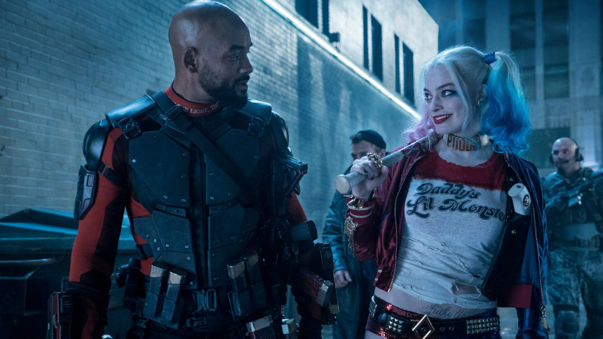 Review: SUICIDE SQUAD, Not So Painless