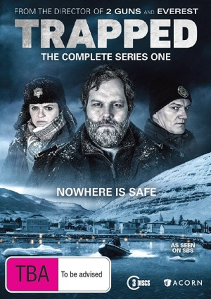 Hey Australia! Win TRAPPED the TV Series on DVD!