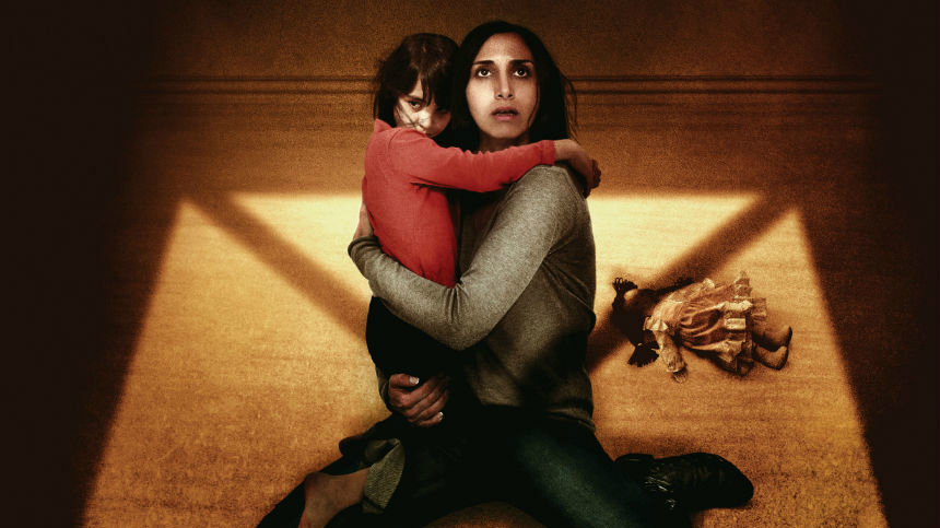 Exclusive Poster Debut: UNDER THE SHADOW Looks Scary Just From This Image