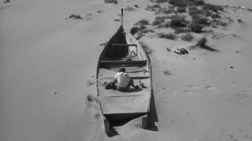 Blu-ray Review: Criterion's WOMAN IN THE DUNES