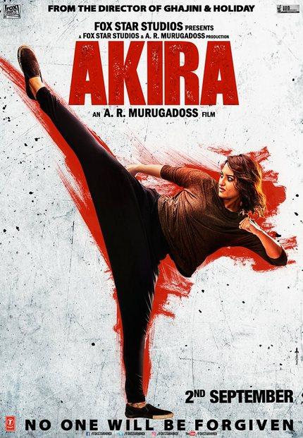 Sonakshi Sinha Battles Anurag Kashyap In NAAM HAI AKIRA By A.R. Murugadoss