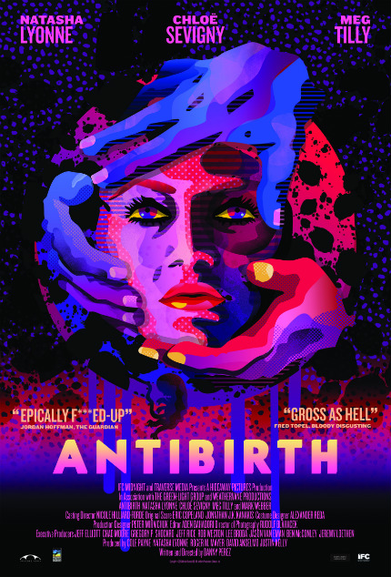 Exclusive Clip: ANTIBIRTH, A Very, Very Strange, NSFW Visit to a Doctor