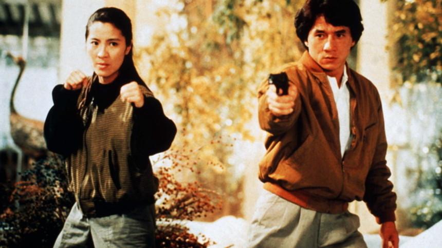 Jackie Chan's Police Story Series 1985 - 2013