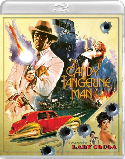Now on Blu-ray: THE CANDY TANGERINE MAN & LADY COCOA, a Blaxploitation Double from Matt Cimber