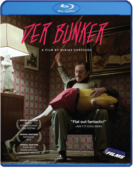 Now on Blu-ray: DER BUNKER Comes Out of Hiding