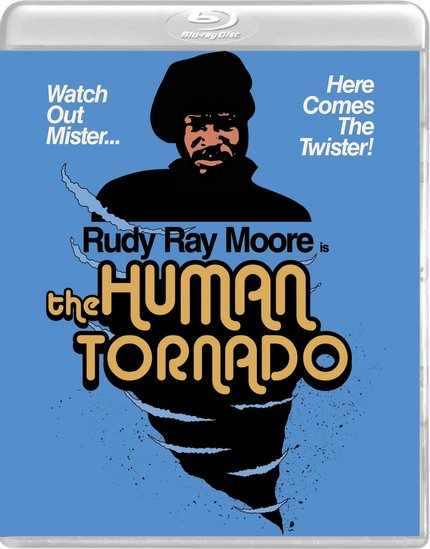 Now on Blu-ray: Dolemite Returns in THE HUMAN TORNADO From Vinegar Syndrome