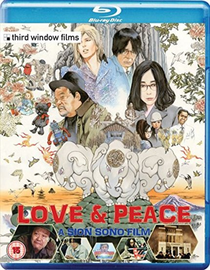 Now on Blu-ray: In LOVE & PEACE, Sono Sion Gives Us The Warmest Feelings