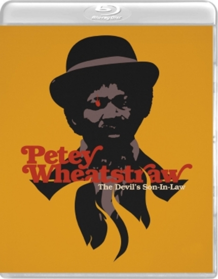 Now on Blu-ray: Rudy Ray Moore's PETEY WHEATSTRAW, The Devil's Son-in-Law